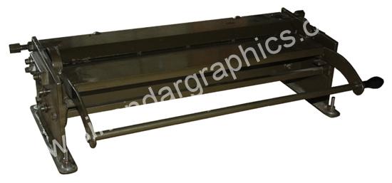 calendar binding machine heavy duty all steel model, manual calendar tinning machine all steel model