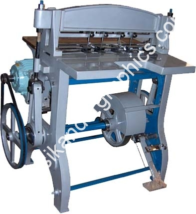 File Making Machine Power Operated