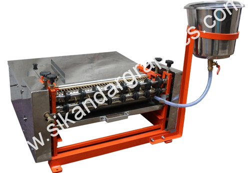 Paper gluing Sheet Pasting Machine